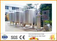 China Energy Saving SUS304 Material Apple Juice Production Line 20T/H Capacity factory