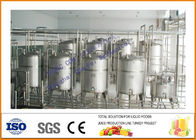 China SS304 Complete Dairy Milk Production Line CFM-P-5-10-T/H CE Certification company