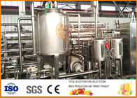 China 6T/day  Juice Paste Jam Tube In Tube Sterilization machine factory