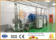 China SUS304 turnkey Beverage Blending line CFM-B2-06-10-17 Silver Color factory