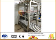China SS304 single head Aseptic bag Juice Filling Machine factory