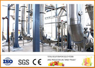 China Five Multiple Effect Falling Film Evaporator For Condensed Mil / ,Fruit Juice Concentrate factory