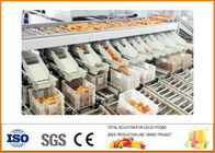China Energy Saving Orange Juice Production Line With PLC Touch Screen ISO9001 factory