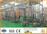 China SS304 Professional dairy and beverage Blending and filling line factory