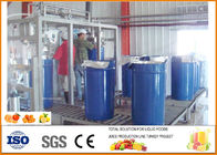 China Food Grade Small Orange Juice Production Line ISO9001 factory