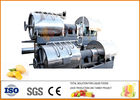 Stainless Steel Mango Processing Line Fully Automatic PLC Control High Performance