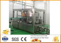 China SS304 Turnkey Mango Juice Production Line SUS 304 Stainless Steel Material factory