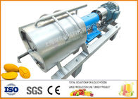 China SS304 Tomato Paste Processing Line , Mango Jam Puree Sauce Production Line factory