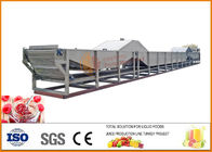 China Automatic Turnkey Tomato Ketchup Sauce Jam Production Line ISO9001 Certification factory
