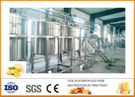 China Turnkey ss304 Mango Puree Paste Processing Line CFM-S-09 ISO9001 Certification factory