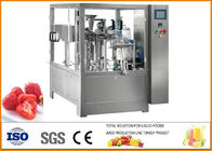 China 500kg/day Turnkey Free-Drying Strawberry Production Line CFM-S-0.3-0.5T factory