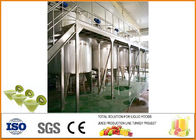 China Professional Kiwi Fruit Wine Production Line 304 Stainless Steel Material factory