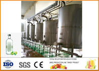 China 200T / Year Green Plum Wine Fermentation Equipment Production Line Food Grade Processing factory