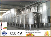 China Fig Wine Line Fermentation Machine / Industrial Fermentation Equipment factory