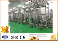China 3T/H Fruit Juice Blending System Production Line CFM-B2-03T Easy Operation company
