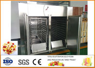 China Dried Fruit And Vegetable Processing Line 304 / 316 Stainless Steel Material factory