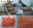 China Carrot Beverage Processing Plant Full Automatic Easy Operation 1 Year Warranty company