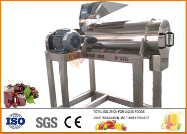 Turnkey Cherry Jam Sauce / Paste  Processing Line CFM-S-07 CE Certification